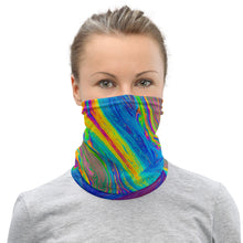 Load image into Gallery viewer, Neck Gaiter Rainbow