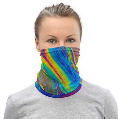 Neck Gaiter Rainbow