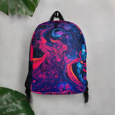 Minimalist Backpack Dazzle front