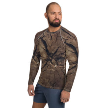 Load image into Gallery viewer, Men's Rash Guard Woodcut