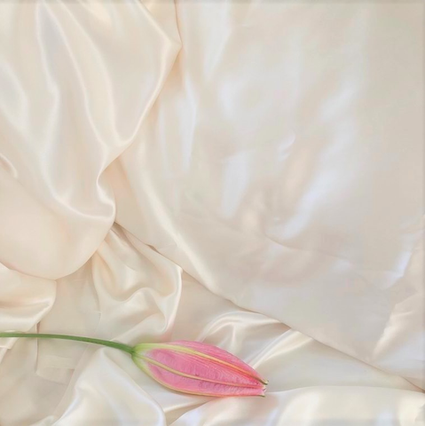 silk bedding, silk sheets