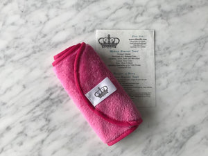 makeup-removal-towels-elite-silk-rose-red