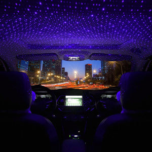 40% OFF SALE-The latest vehicle-mounted star dome light in 2020