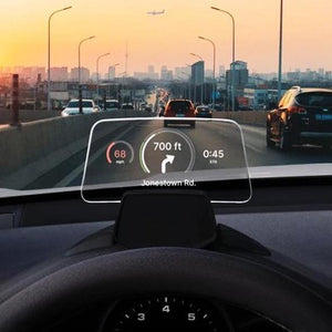 🔥New 2020 - The best head-up display in any car