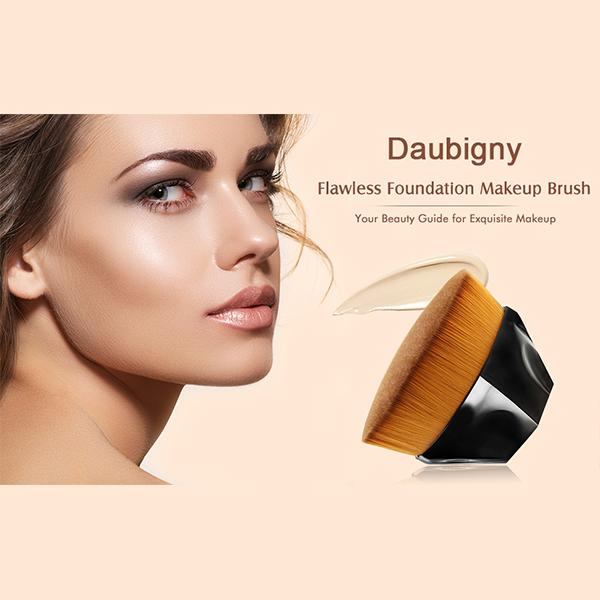Flawless Wand Foundation Brush,Bring You Perfect Beauty Look