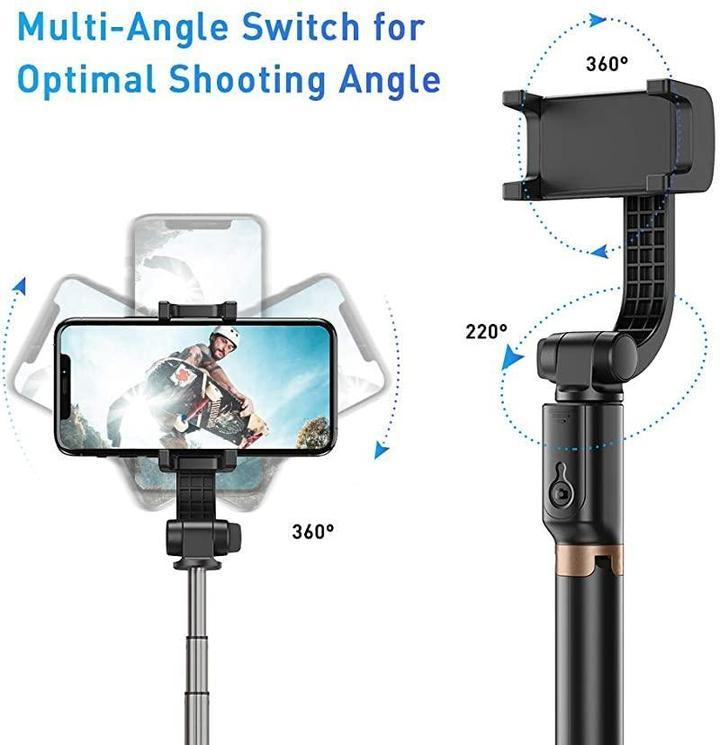 🔥PB Bluetooth anti-shake selfie stick