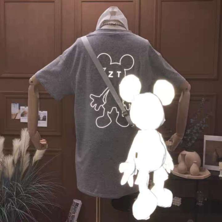 🔥Hot gift for 2020 - Mickey Reflective Bag🔥It glows as long as it is illuminated