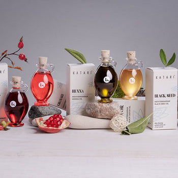 LOTUS | Luxury Oils Back Bar Collection