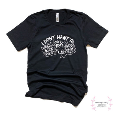 Mommy Group Adult Tee