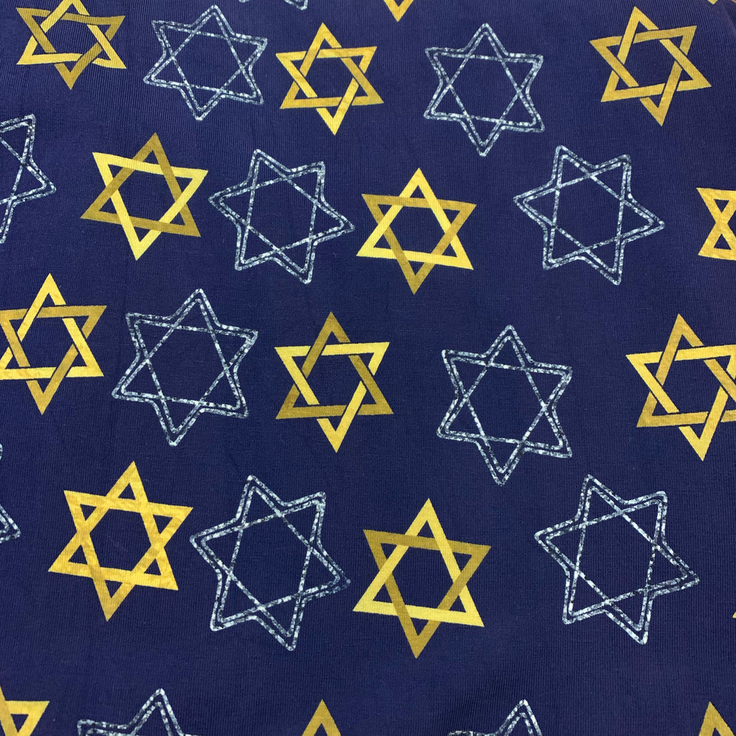 Hanukkah Leggings/Harem Pants/Joggers/Slim-Fit Leggings