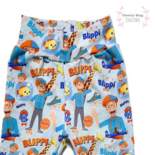 Load image into Gallery viewer, Blippi Bummies/Shorties/Harem Shorts
