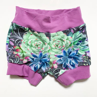 RTS Succulent Mid Thigh Shorties