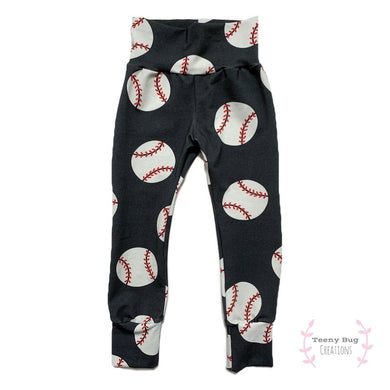 Baseball Leggings/Harem Pants/Joggers/Slim-Fit Leggings