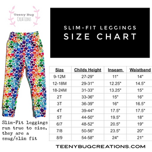 Dino Bones Leggings/Harem Pants/Joggers/Slim-Fit Leggings