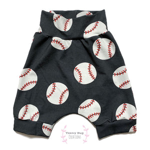 Baseball Bummies/Shorties/Harem Shorts