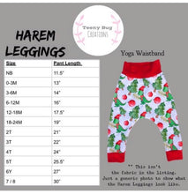 Load image into Gallery viewer, Hanukkah Leggings/Harem Pants/Joggers/Slim-Fit Leggings