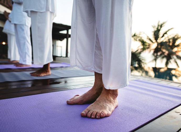 What are the common mistakes for Yoga beginner ?