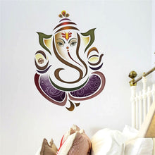 Load image into Gallery viewer, Wall Decal Stickers - Ganesh Elephant