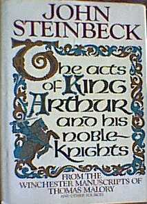 Acts Of King Arthur And His Noble Knights, The