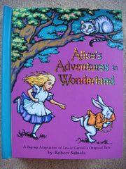 Alice's Adventures In Wonderland : A Pop-up Adaptation Of Lewis Carroll's Original Tale