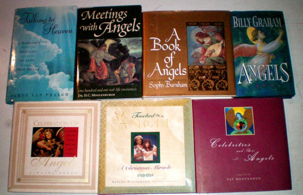 Angels : Set Of Seven Different Titles