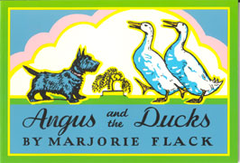 Angus And The Ducks,