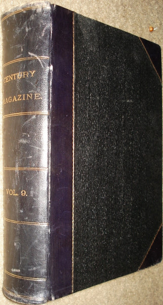 The Century Illustrated Monthly Magazine : November 1885 To April 1886