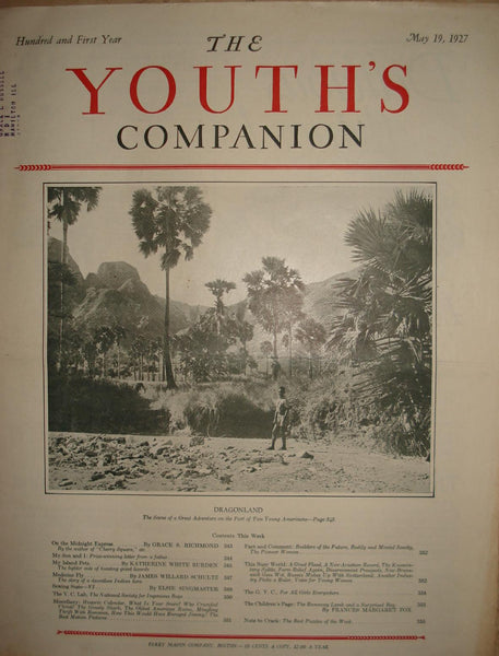 The Youth's Companion Magazine