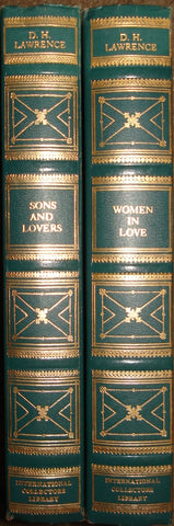 2 Volume D.h. Lawrence Classics