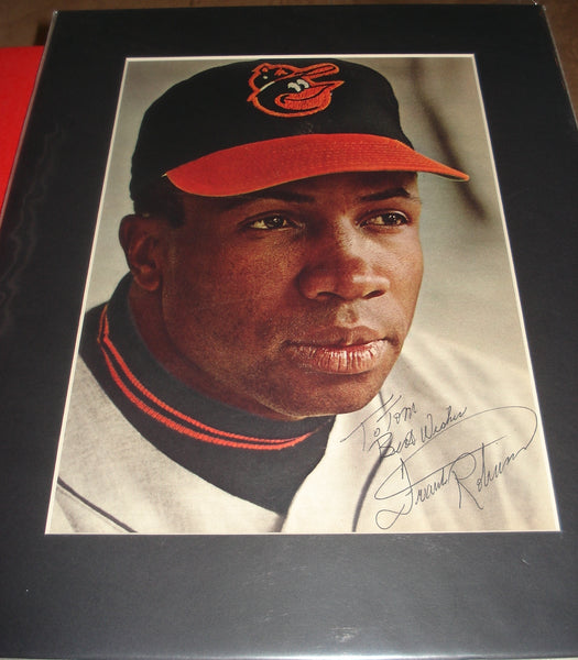 Frank Robinson Display