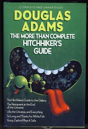 More Than Complete Hitchhiker's Guide, The