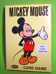 Walt Disney's Mickey Mouse Card Game