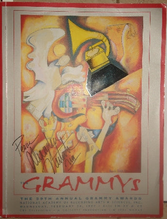 39th Annual Grammy Awards Program