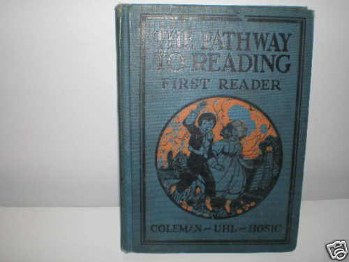 The Pathway To Reading First Reader