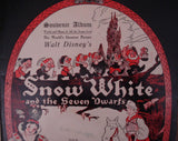 Snow White Souvenir Album