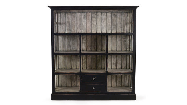 Bramble Open Cape Cod Bookcase