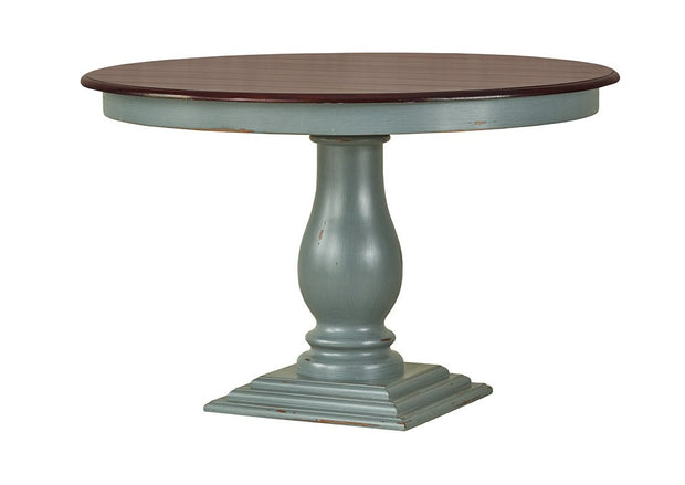 Whitehall 4' Pedestal Dining Table