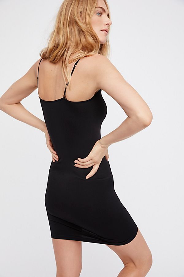 Free People Seamless Mini Slip