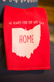 Ohio Home Towel