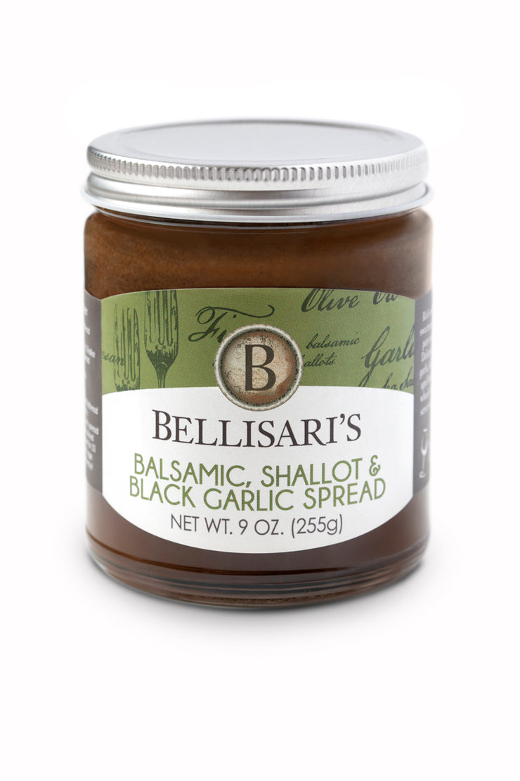 Bellisari's - Balsamic, Shallot & Black Garlic Spread