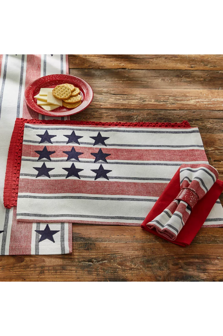 Stars & Stripes Placemat