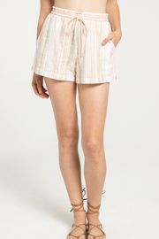 Mila Stripe Short