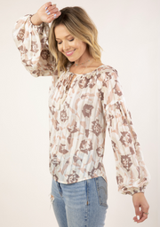 Floral Crush Blouse
