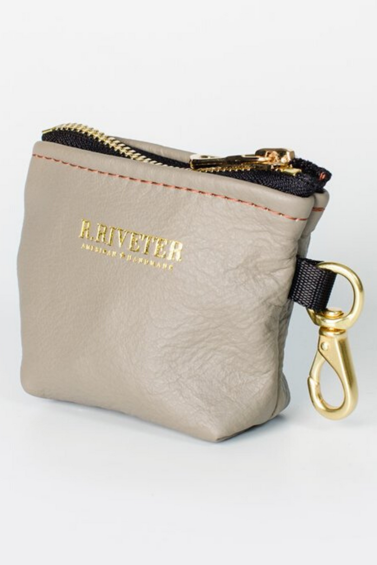 R. Riveter Coin Pouch Coast Guard