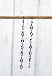 Crystal Duster Earrings