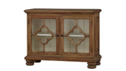 Dalston Short Sideboard with Glass