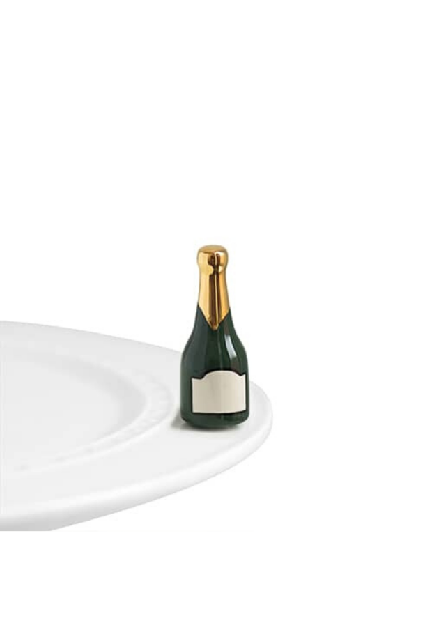 champagne celebration (bottle)