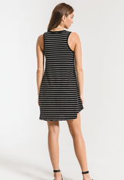 Yuma Stripe Breezy Dress
