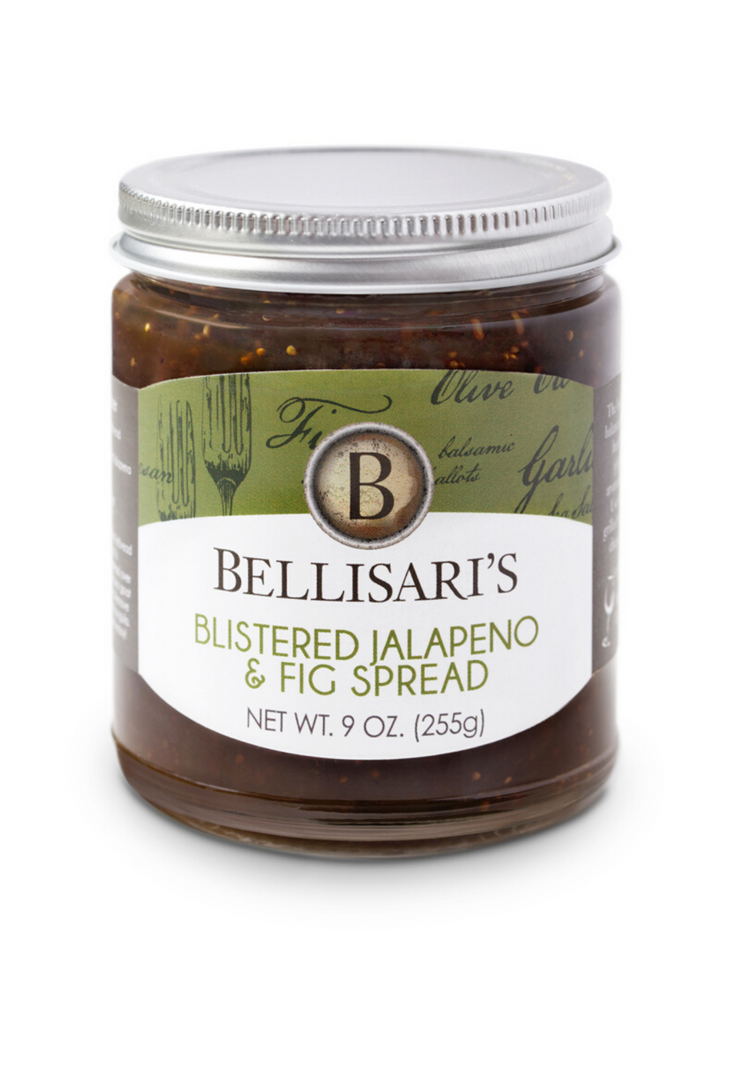 Bellisari's Blistered Jalapeno & Fig Spread