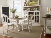 Farmhouse 5' Round Pedestal Table